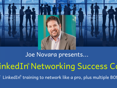 The LinkedIn Networking Success Course