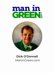 Man in Green